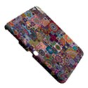 Ornamental Mosaic Background Samsung Galaxy Tab 3 (10.1 ) P5200 Hardshell Case  View5