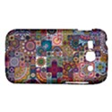 Ornamental Mosaic Background Samsung Galaxy Ace 3 S7272 Hardshell Case View1