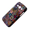 Ornamental Mosaic Background Samsung Galaxy Ace 3 S7272 Hardshell Case View4