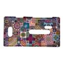 Ornamental Mosaic Background Nokia Lumia 928 View1