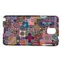 Ornamental Mosaic Background Samsung Galaxy Note 3 N9005 Hardshell Case View1