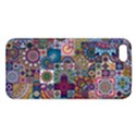 Ornamental Mosaic Background iPhone 5S/ SE Premium Hardshell Case View1
