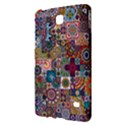 Ornamental Mosaic Background Samsung Galaxy Tab 4 (7 ) Hardshell Case  View2