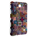 Ornamental Mosaic Background Samsung Galaxy Tab 4 (8 ) Hardshell Case  View3