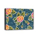 Floral Fantsy Pattern Mini Canvas 7  x 5  View1