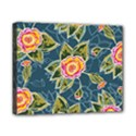 Floral Fantsy Pattern Canvas 10  x 8  View1