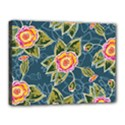 Floral Fantsy Pattern Canvas 16  x 12  View1