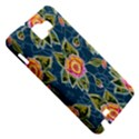 Floral Fantsy Pattern Samsung Galaxy Note 1 Hardshell Case View5