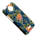 Floral Fantsy Pattern HTC One X Hardshell Case  View5