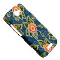 Floral Fantsy Pattern HTC One S Hardshell Case  View5