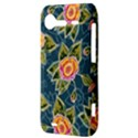 Floral Fantsy Pattern HTC Incredible S Hardshell Case  View3