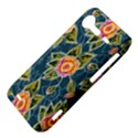 Floral Fantsy Pattern HTC Incredible S Hardshell Case  View4