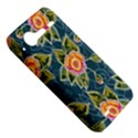 Floral Fantsy Pattern HTC Incredible S Hardshell Case  View5