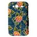 Floral Fantsy Pattern HTC Wildfire S A510e Hardshell Case View3