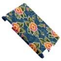 Floral Fantsy Pattern Apple iPad 2 Hardshell Case View5