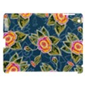Floral Fantsy Pattern Apple iPad 3/4 Hardshell Case (Compatible with Smart Cover) View1