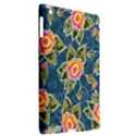 Floral Fantsy Pattern Apple iPad 3/4 Hardshell Case (Compatible with Smart Cover) View2
