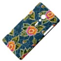 Floral Fantsy Pattern Sony Xperia ion View4