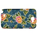 Floral Fantsy Pattern Samsung Galaxy Note 2 Hardshell Case View1