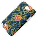 Floral Fantsy Pattern Samsung Galaxy Note 2 Hardshell Case View4