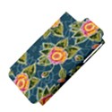 Floral Fantsy Pattern Apple iPhone 5 Hardshell Case (PC+Silicone) View4