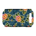 Floral Fantsy Pattern Samsung Galaxy S III Hardshell Case (PC+Silicone) View1