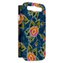Floral Fantsy Pattern Samsung Galaxy S III Hardshell Case (PC+Silicone) View2