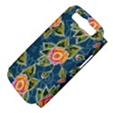 Floral Fantsy Pattern Samsung Galaxy S III Hardshell Case (PC+Silicone) View4