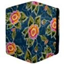 Floral Fantsy Pattern Kindle Fire (1st Gen) Flip Case View4