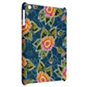 Floral Fantsy Pattern Apple iPad Mini Hardshell Case View2