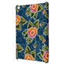 Floral Fantsy Pattern Apple iPad Mini Hardshell Case View3