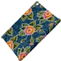 Floral Fantsy Pattern Apple iPad Mini Hardshell Case View4