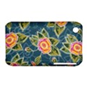 Floral Fantsy Pattern Apple iPhone 3G/3GS Hardshell Case (PC+Silicone) View1