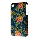 Floral Fantsy Pattern Apple iPhone 3G/3GS Hardshell Case (PC+Silicone) View3