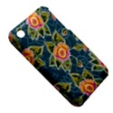 Floral Fantsy Pattern Apple iPhone 3G/3GS Hardshell Case (PC+Silicone) View5