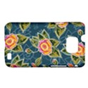 Floral Fantsy Pattern Samsung Galaxy S II i9100 Hardshell Case (PC+Silicone) View1