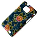 Floral Fantsy Pattern Samsung Galaxy S II i9100 Hardshell Case (PC+Silicone) View4