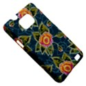 Floral Fantsy Pattern Samsung Galaxy S II i9100 Hardshell Case (PC+Silicone) View5