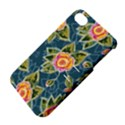 Floral Fantsy Pattern Apple iPhone 4/4S Hardshell Case with Stand View4
