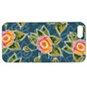 Floral Fantsy Pattern Apple iPhone 5 Hardshell Case with Stand View1