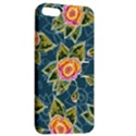 Floral Fantsy Pattern Apple iPhone 5 Hardshell Case with Stand View2