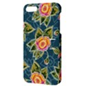 Floral Fantsy Pattern Apple iPhone 5 Hardshell Case with Stand View3