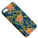 Floral Fantsy Pattern Apple iPhone 5 Hardshell Case with Stand View5