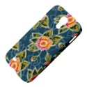 Floral Fantsy Pattern Samsung Galaxy S4 I9500/I9505 Hardshell Case View4