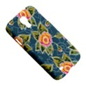 Floral Fantsy Pattern Samsung Galaxy S4 I9500/I9505 Hardshell Case View5