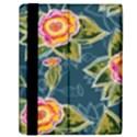 Floral Fantsy Pattern Samsung Galaxy Tab 10.1  P7500 Flip Case View2