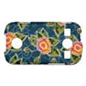 Floral Fantsy Pattern Samsung Galaxy S7710 Xcover 2 Hardshell Case View1