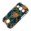 Floral Fantsy Pattern Samsung Galaxy S7710 Xcover 2 Hardshell Case View4
