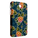 Floral Fantsy Pattern Samsung Galaxy Tab 3 (7 ) P3200 Hardshell Case  View2