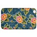 Floral Fantsy Pattern Samsung Galaxy Tab 3 (8 ) T3100 Hardshell Case  View1